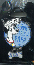"""Pin Disneyland Paris DLP sortie surprise """"bonne fête papa"""""""