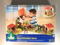 ELC Early Learning Centre Brambledale Traditional Wooden Farm