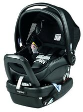 Peg Perego Primo Viaggio 4-35 Nido Infant Baby Car Seat & Load Leg Base Licorice