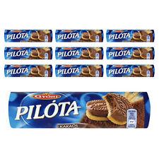 10 X 180G HUNGARIAN PILOTA COCOA CREAM BISCUIT - PILOTA KEKSZ - EXPRESS SHIPPING