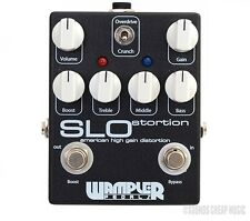 Wampler Slostortion High Gain Distortion - New! Free Gift!
