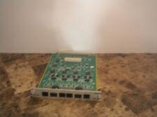 Adtran Atlas 550 Quad T1/PRI 1200755L2 Network Module