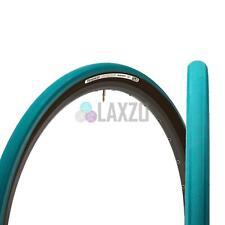 Panaracer Gravelking Color Edition TLC Folding Tyre 700x32C Black/Nile Blue