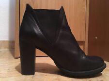 botines/zapato Abotinado UNISA Talla 36