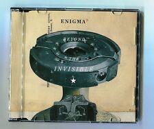 Enigma 1 TRACK CD-PROMO beyond the Invisible © UK 1997 # dinsdj 155-M. CRETU