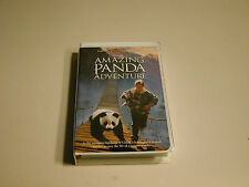 THE AMAZING PANDA ADVENTURE 1996 VHS 16300 CLAMSHELL WARNER BROTHERS LIKE NEW