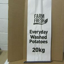 More details for 5  x  2 ply  strong paper potato sacks strong paper bags   mailing sacks
