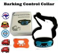 Anti Bark Collar – Stop Barking Dog Training Collars For Large Medium Small Dogs