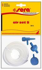 kit sera tuyau d'air  avec diffuseur sera air set S ref 8815