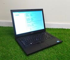 DELL LATITUDE E6410 LAPTOP INTEL CORE I5 M540 2.53GHz 8GB RAM 320GB HDD. DLE4
