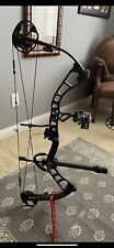 "Elite Enlist 60lb 29"" Draw Left hand Black Compound Bow BOW ONLY"