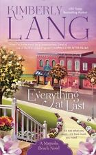 Everything at Last Author Kimberly Lang  Paperback  2016