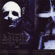 Khold - Morke Gravers Kammer CD 2012 black metal Norway Peaceville Records