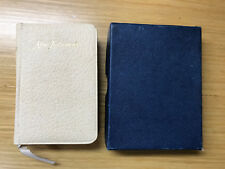 c1960 - The New Testament of our Lord And Savior Jesus Christ, OXFORD In box