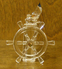"CRYSTAL WORLD #1130 CAPTAIN SEAGULL, 3.75""  NEW From Retail Store"