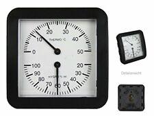 Min/Max.-Thermometer Hygrometer Gewächshaus Garten Schwimmbad große Anzeige