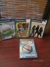 Collection of Playstation 2 Games - Buzz, Charlies Angels, Gaelic Games,