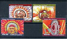 Cultures, Ethnicities Papua New Guinean Stamps (1975-Now)