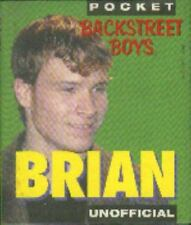 Brian (Pocket Romeo), Backstreet Boys Miniature Book Unofficial