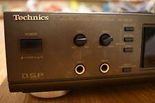 Technics SH-GE 90 Equalizer Digitaler Klangfeldprozessor DSP Soundprozessor, TOP