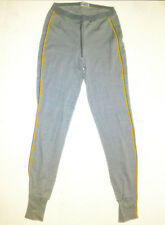 lange Unterhose mit Eingriff (Reißer) SCHIESSER Gr.S (XS) in Mintgrün u gelb neu