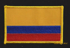 COLOMBIA COUNTRY HAT VEST FLAG PATCH SOUVENIR TRIP GIFT PIN UP COLOMBIAN WOW