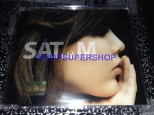 SAT Lee Min Woo First Single - SAT with M CD Shinhwa OOP Great Cond. Rare