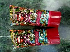 Ed  Hardy Hearts & Daggers bath &  shower  Gel  x 2   L@@K