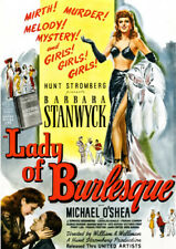 NEW  Lady of Burlesque ( Barbara Stanwyck )
