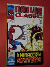 UOMO RAGNO CLASSIC N° 4  - DEL 1991-STAR  POI MARVEL COMICS AMAZING SPIDER-MAN