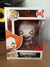 IT (2017) - Pennywise with Severed arm Exclusive Funko Pop!  ***IN STOCK***