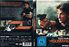 "THE GUNMAN --- Action vom ""96 Hours"" Regisseur --- Sean Penn --- Uncut ---"