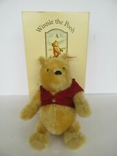 "Steiff Winnie the Pooh Limited Edition Mohair Jointed Bear w/ Box (9"")"