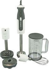 Kenwood mixer minipimer Triblade HDP308WH 800W schiacciapatate + frustino panna