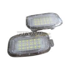 2x SMD LED Iluminación Interior Reposapiés Iluminación Del Tronco Set Para MB #1