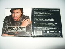 Lionel Richie The Definitive Collection Deluxe 2 cd + dvd Box Set New & Sealed