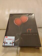 It Chapter 2 Hdzeta Blu-ray Steelbook (No disc), Sealed/Mint, Fullslip