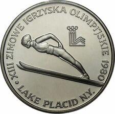 200 zl -1980 - Polen - Olympia - Lake Placid N.Y