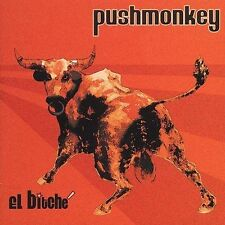 El Bitche by Pushmonkey (CD, Sep-2001, Trespass)