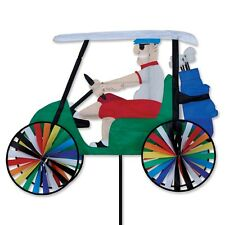 Golf Cart Staked Wind Spinner with Pole & Ground Mount..35.... PR 25969