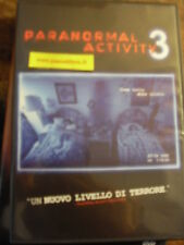 """DVD """" PARANORMAL ACTIVITY 3 """""""