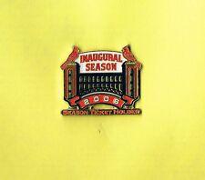 2006 Cardinals Busch Stadium Inaugural Season Ticket MLB Lapel Hat Pin