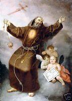 SANTINO HOLY CARD SAN BERNARDO DA CORLEONE