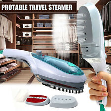 Travel Hand Held Iron Clothes Steamer Portable Handheld Garment Steam Brush
