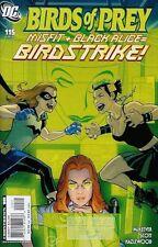 Birds of Prey Vol. 1 (1999-2009) #115