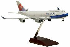 China Airlines Boeing 747-400 1:200 Hogan Wings 1066 Modell NEU B747 Jumbo