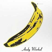 Velvet Underground & Nico 'andy Warhol 45th Anniversary LP 180 G Vinyl Mp3