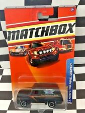 Matchbox 2010 MBX City Action Ford F-100 Panel Delivery 69/100 Black