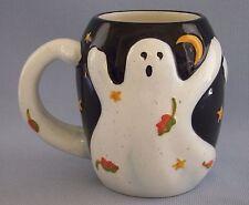 Susan Winget Ceramic Ghost Halloween Mug Certified International 22 fl oz Cup