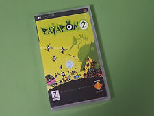 Patapon 2 Sony PlayStation Portable PSP Game - SCEE *NEW & SEALED*
